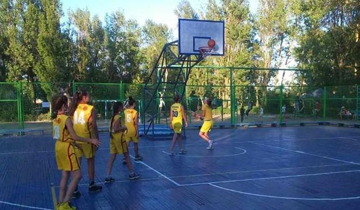 «Azov Basket Junior Cup – 2018» 15-16 июня в лагере «Гренада»