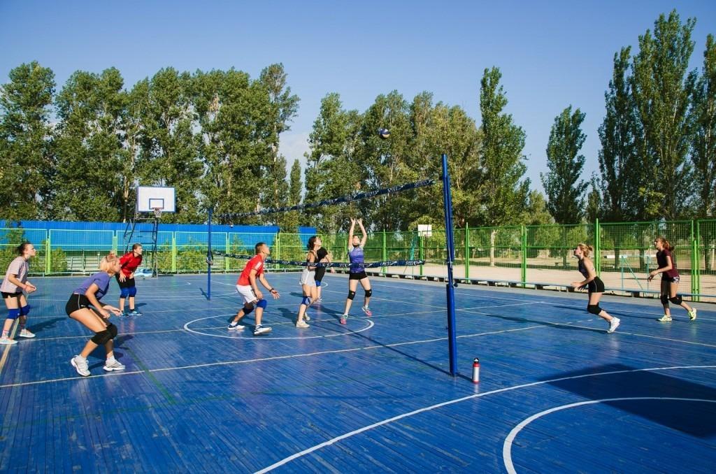 Клуб игровых видов спорта «Три мяча»