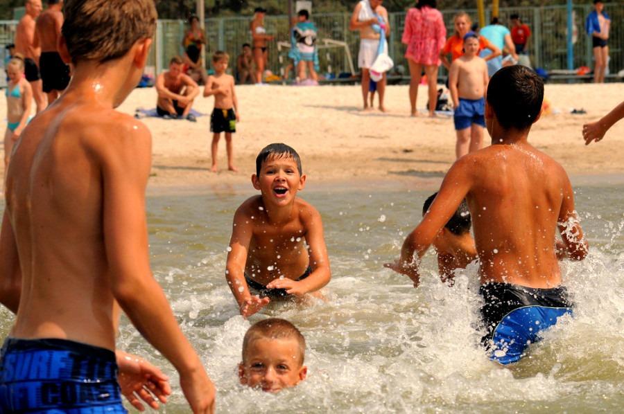 Вся правда о пользе детского отдыха на море