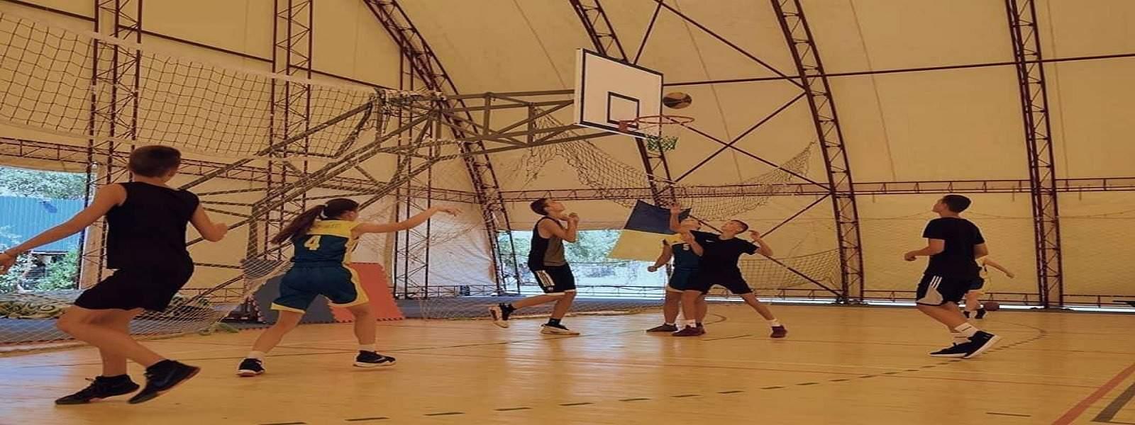 Спортивний зал на березі моря – NEW