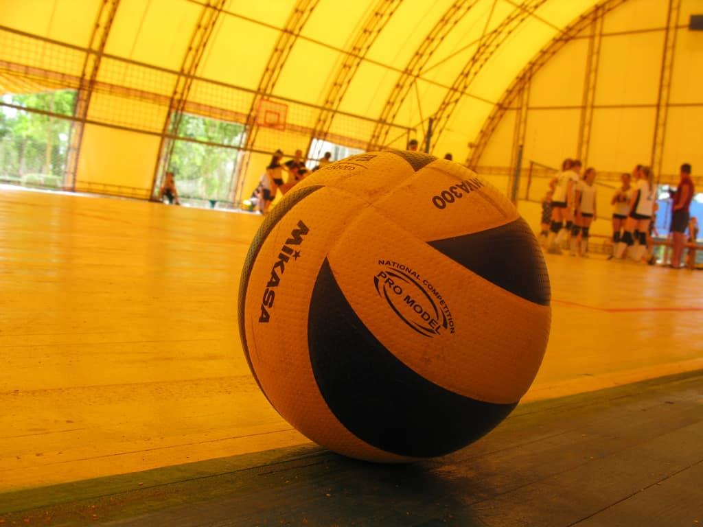 Финал Школьной волейбольной лиги Украины в детском спортивном лагере «Гренада»