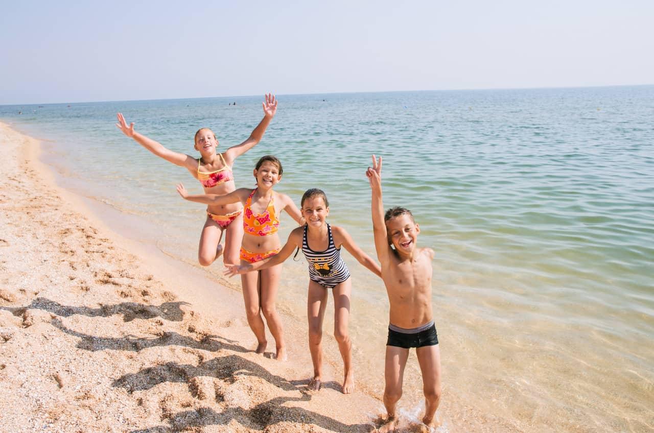 Почему стоит отдыхать на Азовском море?